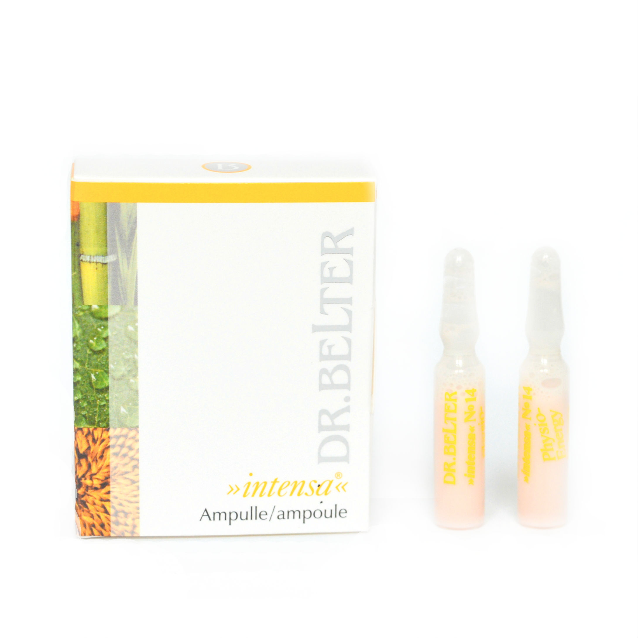 AMPULKA Č. 14 PHYSIO-ENERGY 2 x 2 ml
